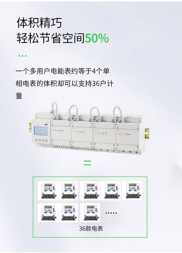 安科瑞ADF400L多用户电能表_02